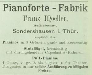 Moeller, Sondershausen