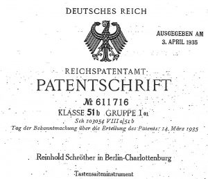 Schröther Patent