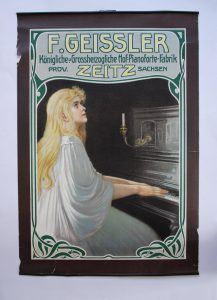 Geissler Plakat