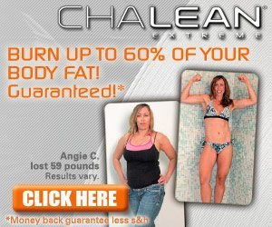 Chalean Extreme Cardio and Resistance Training Burn Body Fat