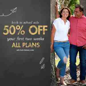Nutrisystem 50% Off First Two Weeks of Food [New 8/2018 Update]