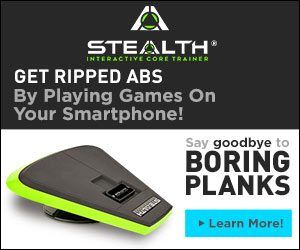 Stealth Core Trainer Fun Interactive Abdominal Planking Workouts
