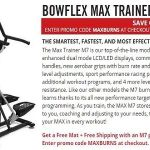 New Bowflex Max Trainer M7 Offer