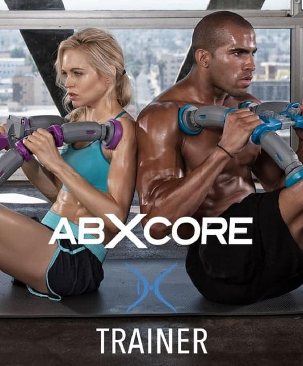 Abxcore Ab Machine for Men and Women