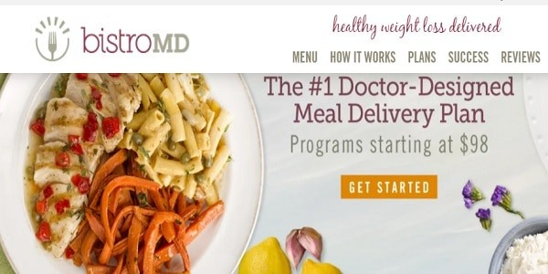 BistroMD Diet Delivery Service