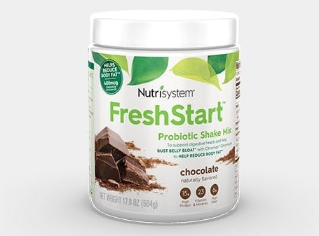 freshstart probiotic shakes