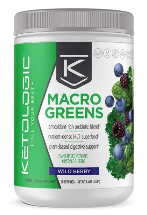 keto macro greens