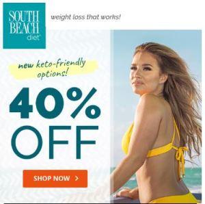 Keto South Beach Diet