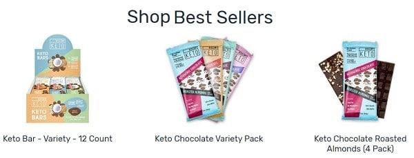 Kiss My Keto Best Seller
