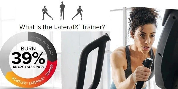 Burn Calories Fast with the LateralX