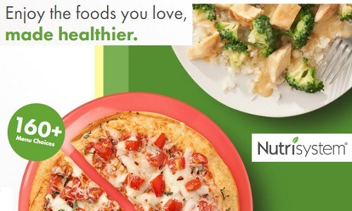 health nutrisystem meal replacement diet