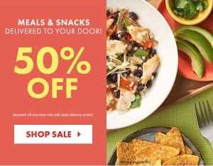 nutrisystem diet 50% off
