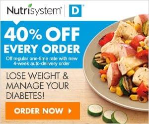 Nutrisystem D Special Offer