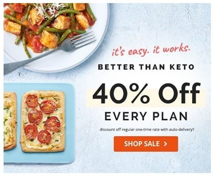 South Beach Diet 40$ Off