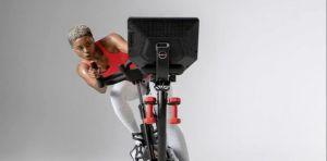Bowflex Velocore Indoor Stationary Bike that Leans