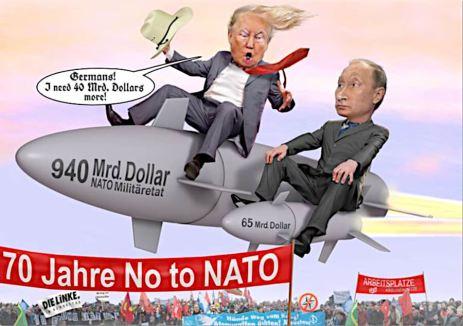 NATO zum 70sten