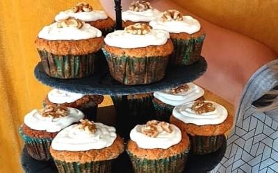 Koolhydraatarme cupcakes
