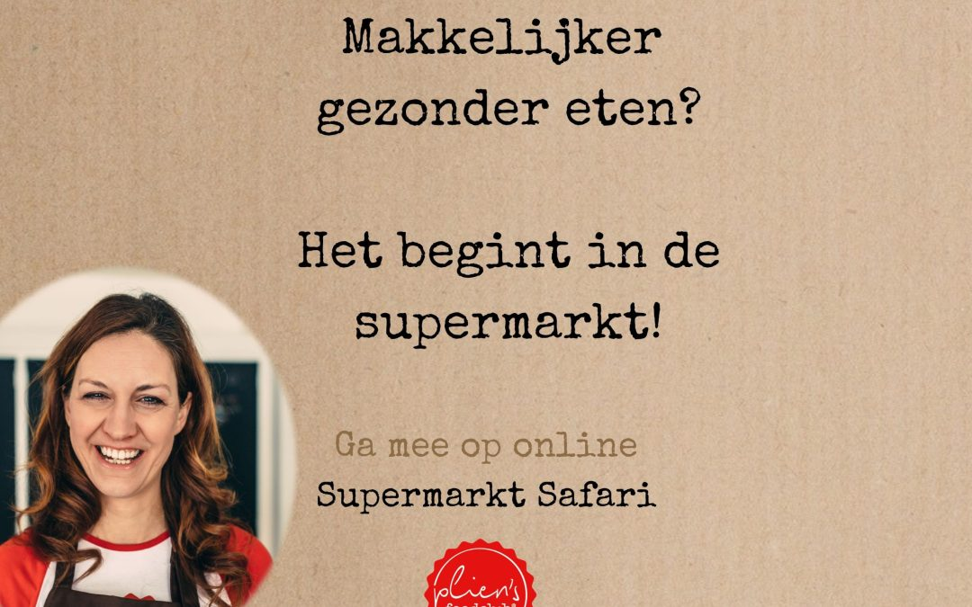 Supermarkt safari