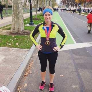 Philly Marathon Recap
