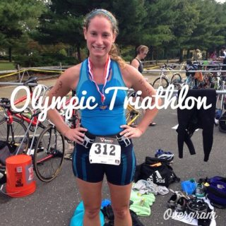 Olympic Triathlon Domination in NJ