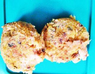 Cornmeal Salmon Patties