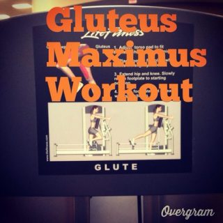 Gluteus Maximus Workout