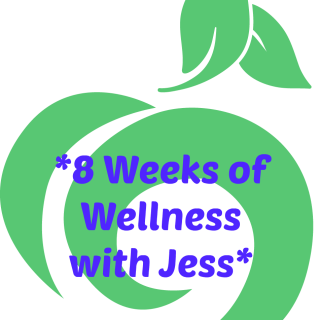 Introducing 8 Weeks of Wellness with Jess