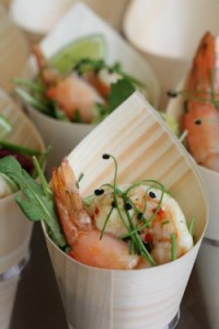 Prawn Cocktail With Lime Ailoli