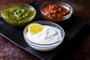finsihing sauces