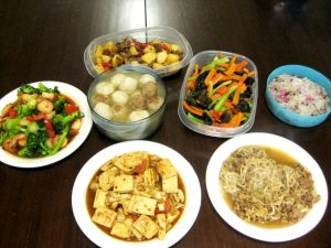 chinese food staples