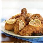 Lemon Ginger Fried Chicken