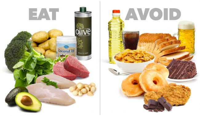 fat loss foods