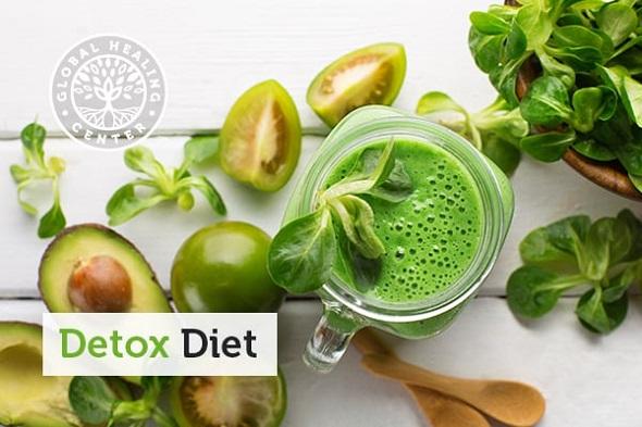 detoxing diet