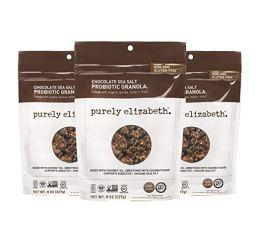 Purely Elizabeth Probiotic Gluten Free Granola