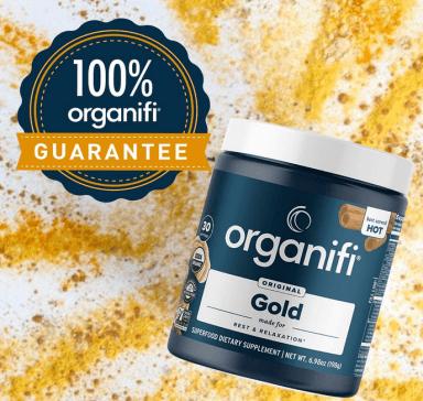 Organifi Gold Organic Superfood