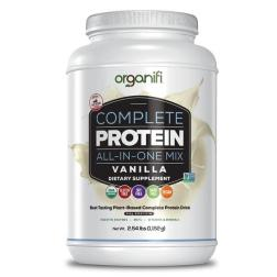 100% Organic Plant-Based Protein