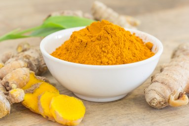 Turmeric powder The Diet of the Common Sense