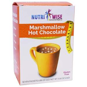 NutriWise Diet Marshmallow Hot Chocolate (7/Box) Image