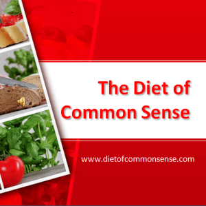 The Diet Common Sense Course