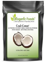 Activated coconut charcoal_