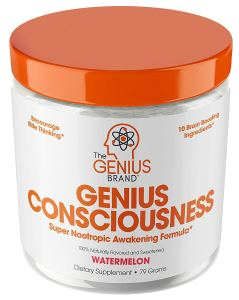 Genius Consciousness - Super Nootropic Brain Booster Supplement Image