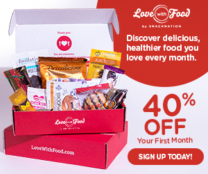 Love with Food Snacks Image