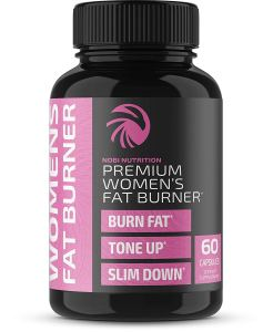 Nobi Nutrition Premium Fat Burner for Women Image