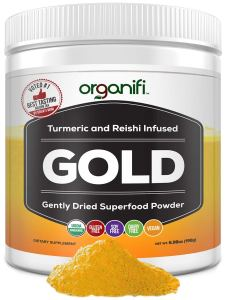 Organifi Gold Superfood Supplement Powder Image