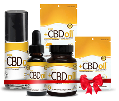 Plus CBD Oil - America's #1 choice for CBD