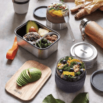 Black Blum sustainably designed lunch boxes