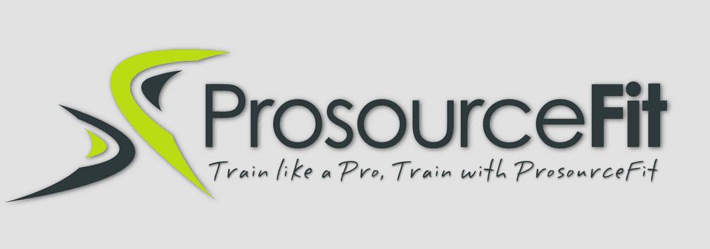 Train like a Pro, train with ProsourceFit