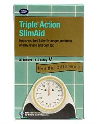 Boots Triple Action Slim Aid