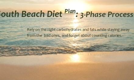 south beach diet plan pdf