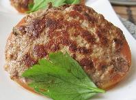Mixed Veggies Feta Beef Patties (Atkins Diet Phase 1 Recipe)